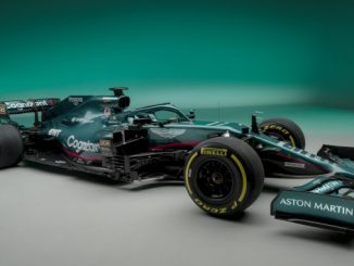Aston Martin Cognizant Formula One