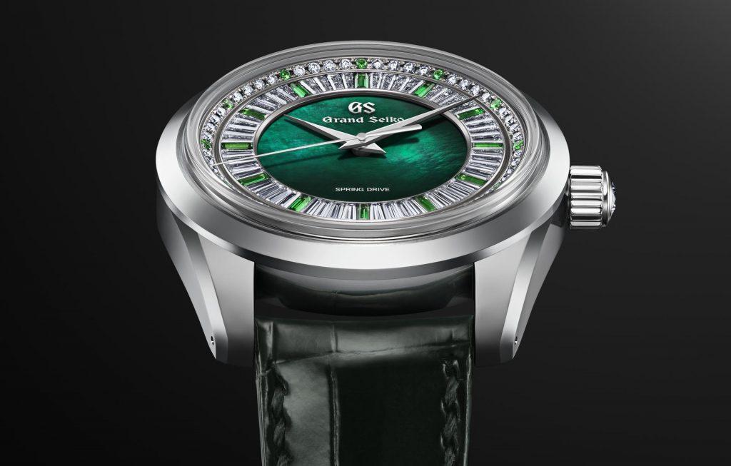 Grand Seiko Spring Drive 8 Days Jewelry Watch SBGD207