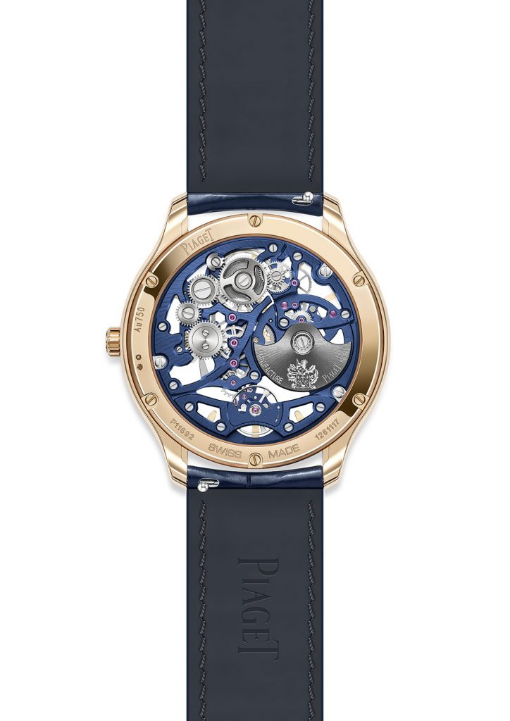 Piaget Polo Skeleton