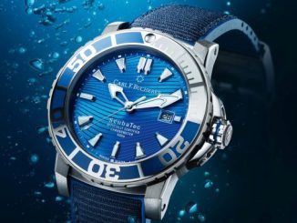 Carl F. Bucherer presents Patravi ScubaTec Maldives
