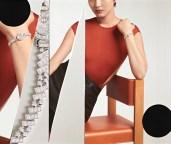 Hermès Faubourg Polka Watch