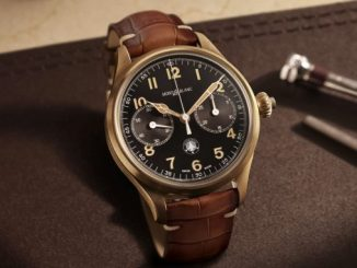 Montblanc 1858 Monopusher Chronograph Origins Limited Edition 100