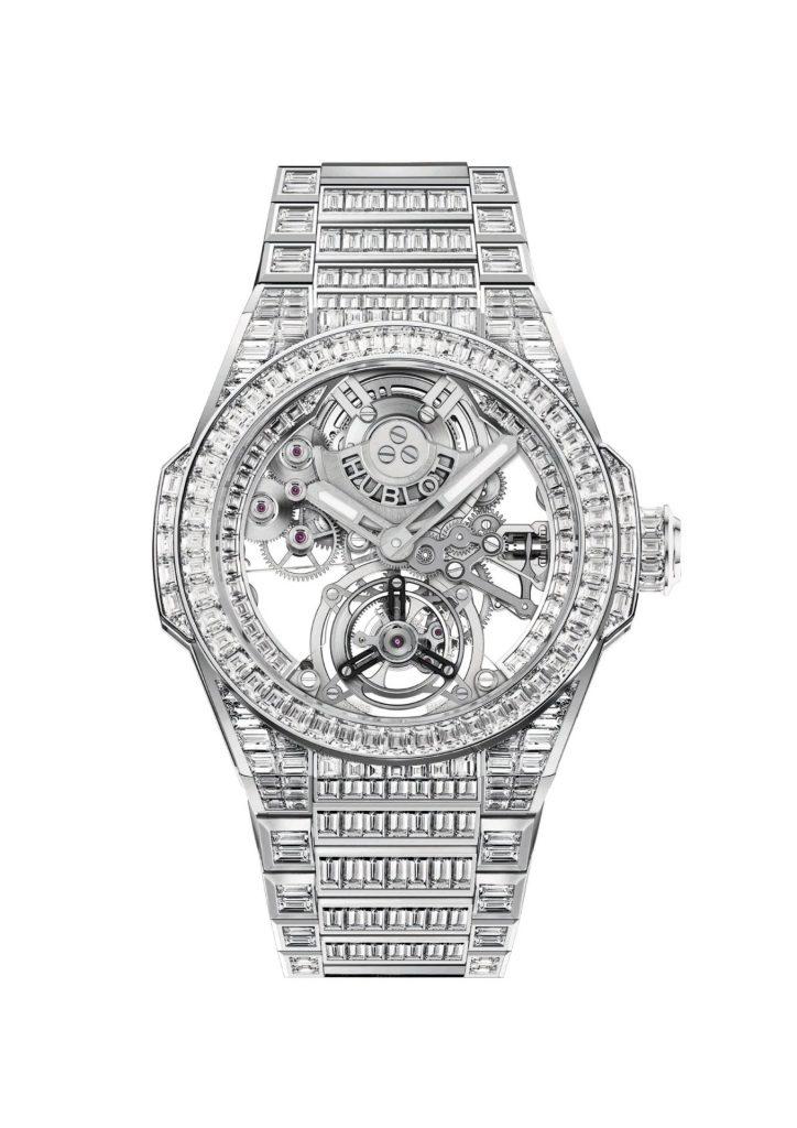 Hublot Big Bang Integral Tourbillon High Jewellery