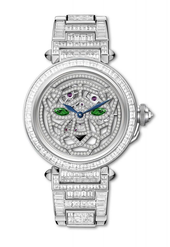 Pasha de Cartier 41mm Diamonds