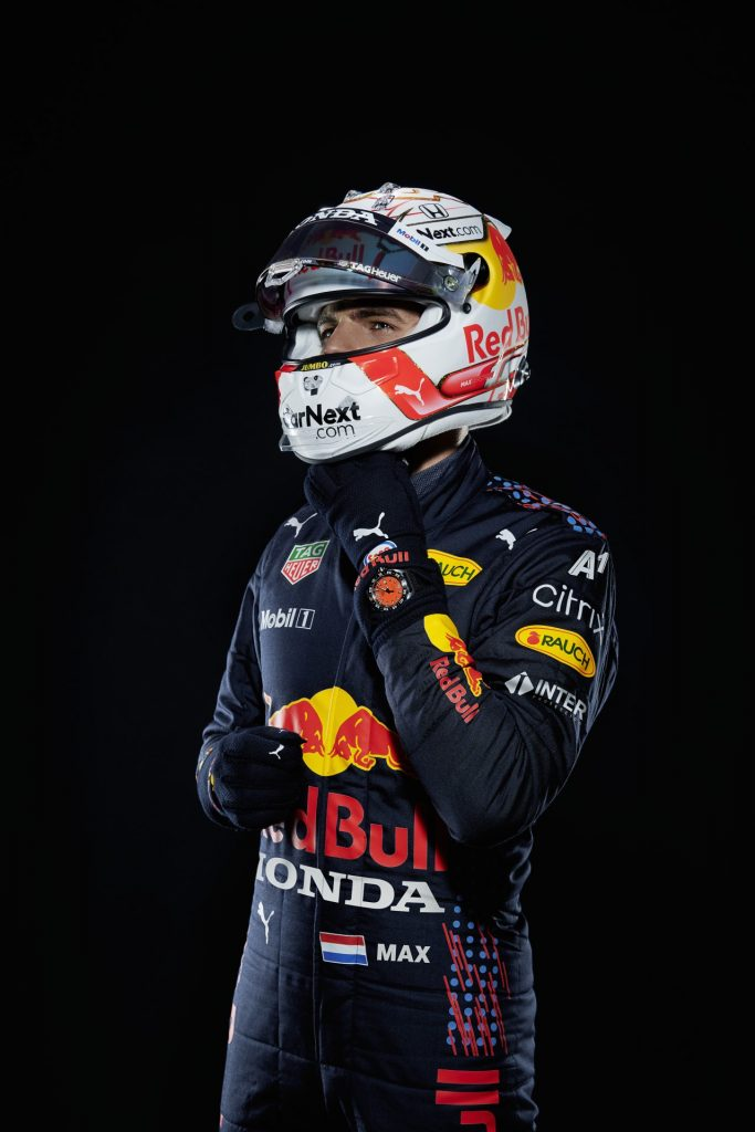 Red Bull Racing Honda and TAG Heuer