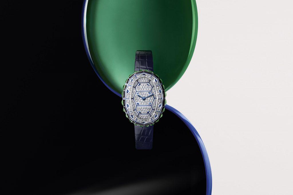 The Baignoire watch