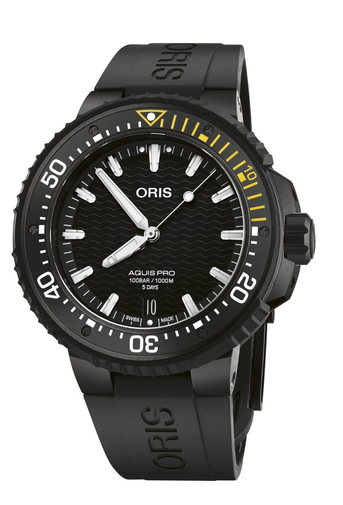 Oris movement Calibre 400