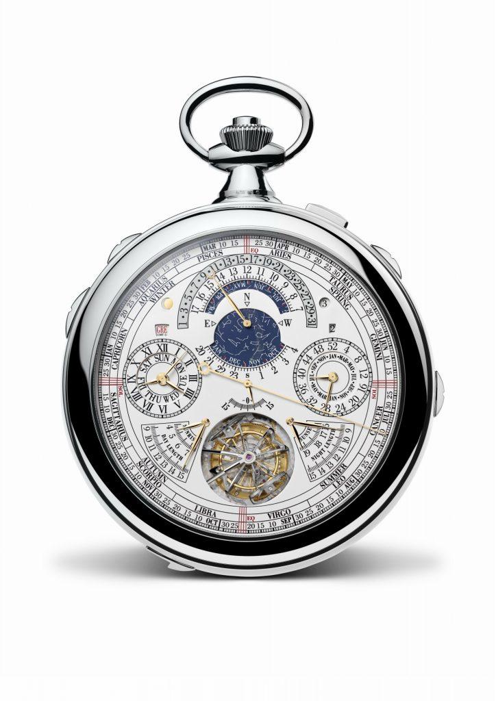 Minute repeater tourbillon sky chart Leo constellation Jewellery