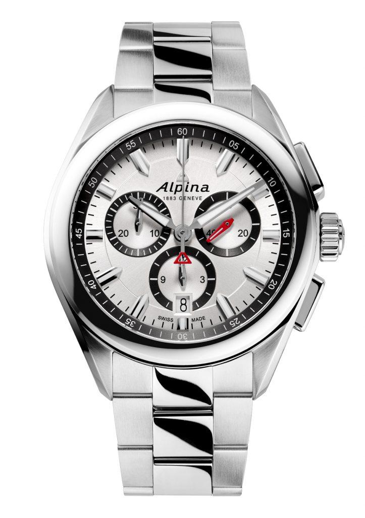 Alpiner Quartz Chronograph Reference AL-373SB4E6B