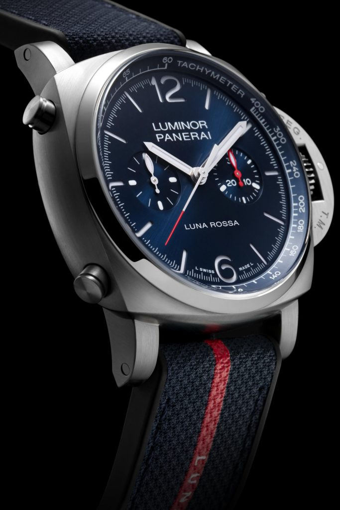 Panerai Luminor Chrono Luna Rossa PAM01303