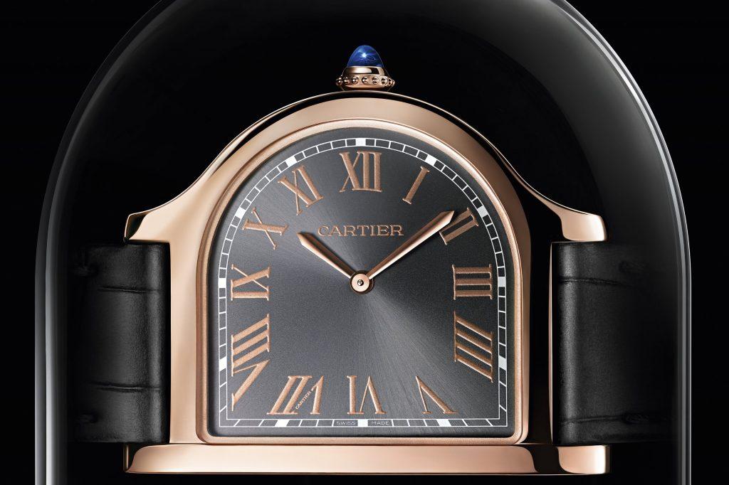 The Cloche De Cartier Watch