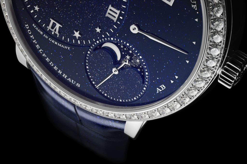 A. Lange & Söhne Little Lange1 Moon Phase