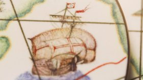 Métiers d'Art Tribute to great explorers