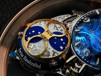 Bovet Récital 26 Brainstorm® Chapter Two in 18K Red Gold