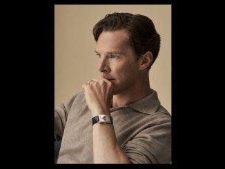 Benedict Cumberbatch Reverso Tribute Nonantième