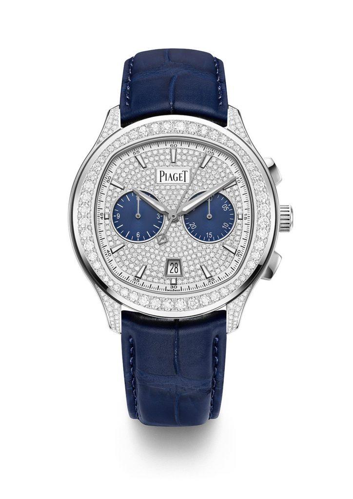 Piaget Polo Chronograph Diamonds