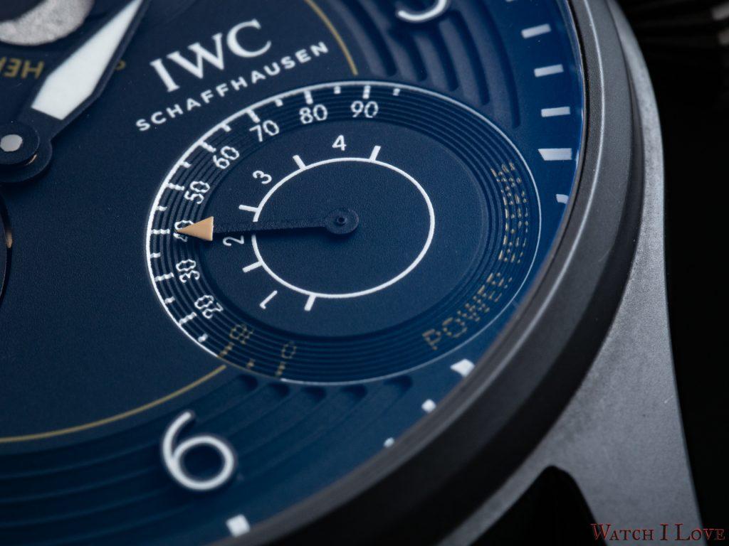 "IWC Big Pilot's Watch Constant-Force Tourbillon Edition ""IWC Racing"""