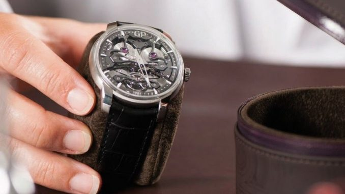 Girard-Perregaux announces Warranty Extension
