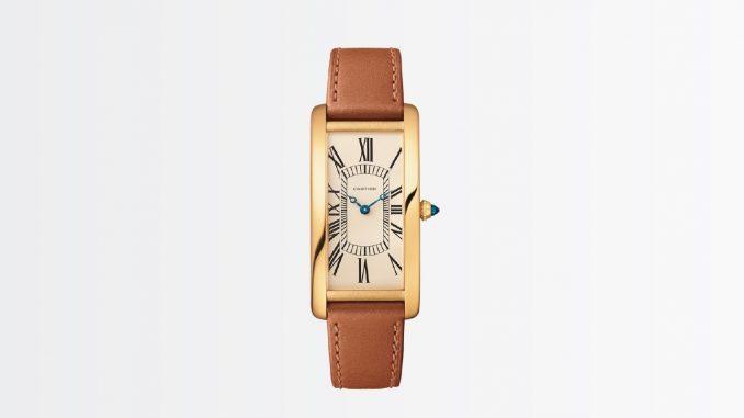 Cartier Tank Cintrée Watch 100 years