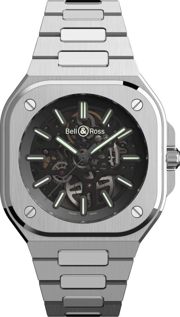 Bell & Ross BR 05 SKELETON NIGHTLUM