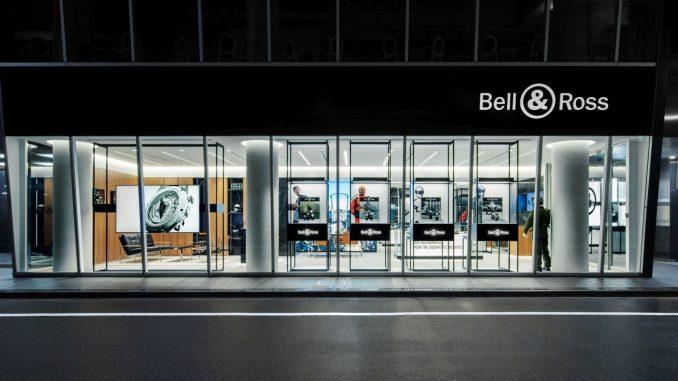 Bell & Ross Tokyo Boutique