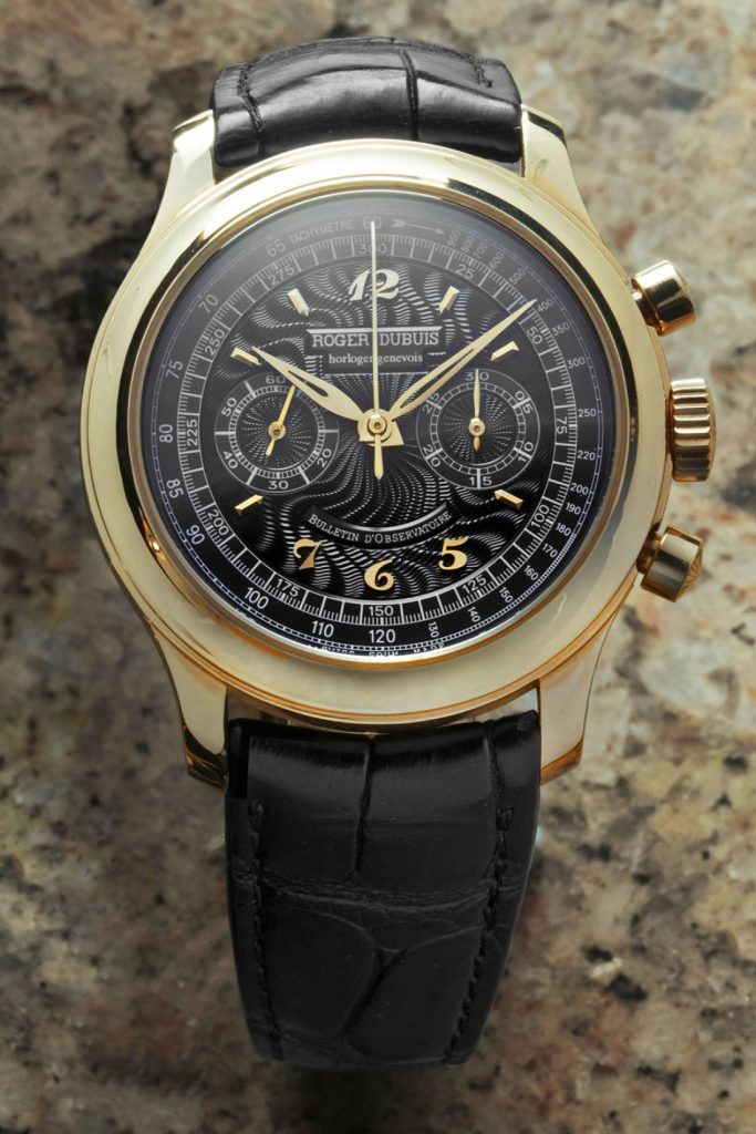 Roger Dubuis Hommage Chronograph H40