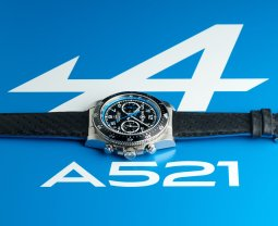 Bell & Ross Alpine F1 Team Collection