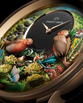 """Jaquet-Droz Bird Repeater """"300th Anniversary Edition"""""""