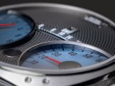 Racer Jumping Hour GMT by Anton Suhanov