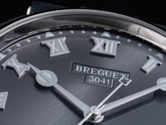 Breguet Marine Titanium