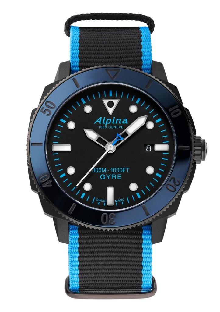 Seastrong Diver Gyre AutomaticRef. AL-525LBN4VG6