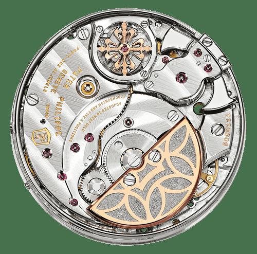 Ref. 5304/301R-001 Minute Repeater with a retrograde perpetual calendar