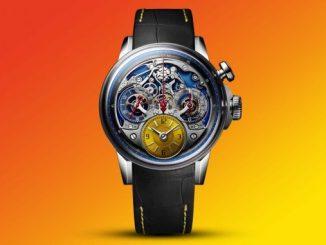"Louis Moinet Memoris Spirit ""Only Watch"""