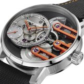 Gravity Equal Force Only Watch_PR_focus
