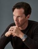 Jaeger-Lecoultre Polaris Mariner Memovox seen by Benedict Cumberbatch