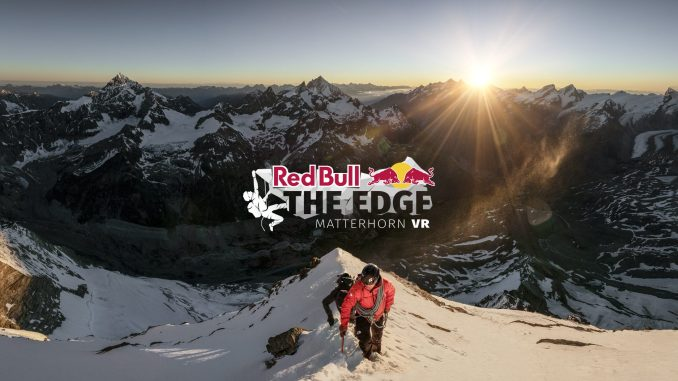 Alpina Red Bull The Edge
