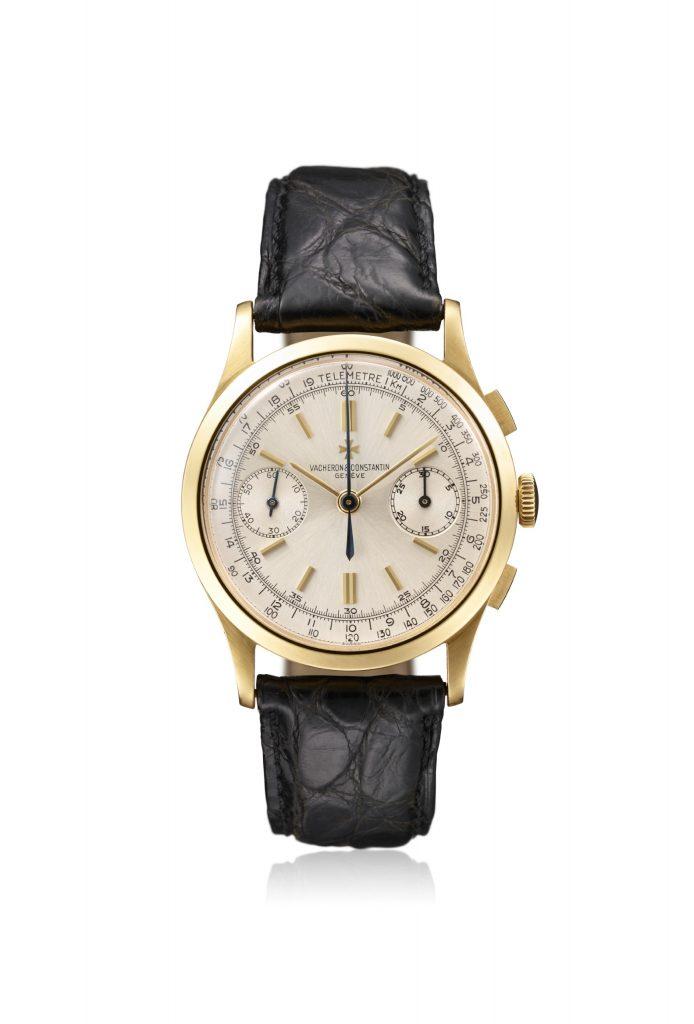 Wrist chronograph, Ref. Inv. 12049 - 1967