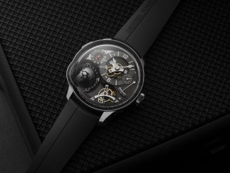 Greubel Forsey GMT Earth The Final Edition