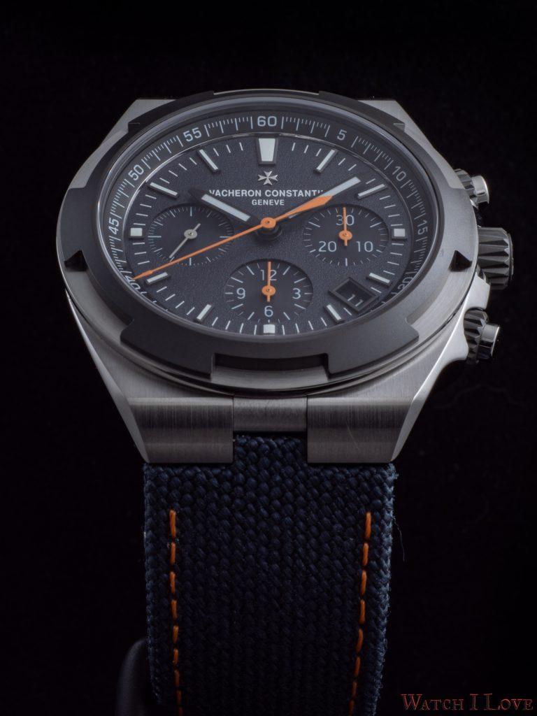 "Vacheron Constantin Overseas chronograph""Everest"""