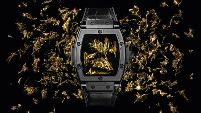 Spirit of Big Bang Gold Crystal