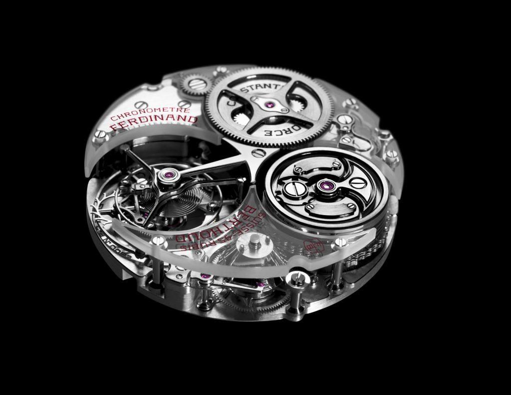 Chronométrie Ferdinand Berthoud Chronomètre FB 1.6-3