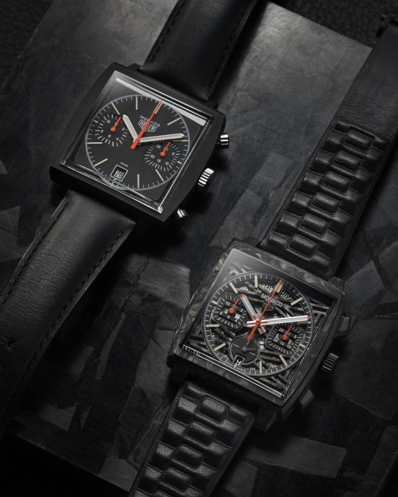 """TAG Heuer """"Dark Lord"""" Only Watch 2021"""