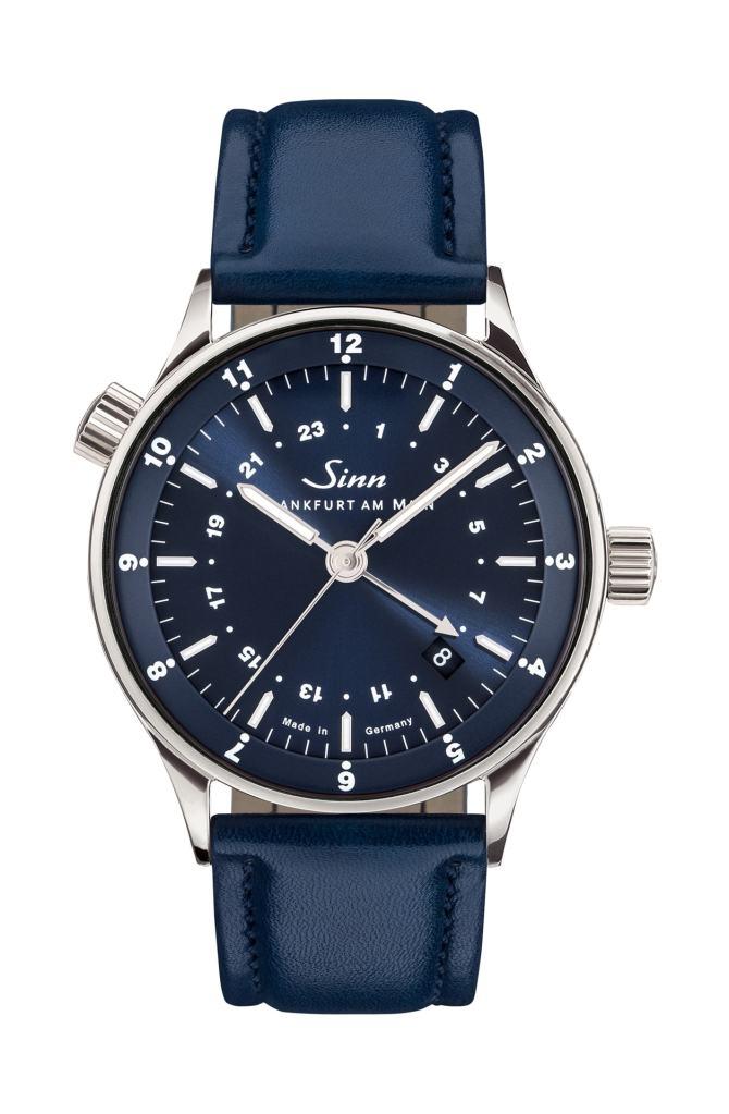 The Frankfurt World Time Watch, Sinn Model 6060 B