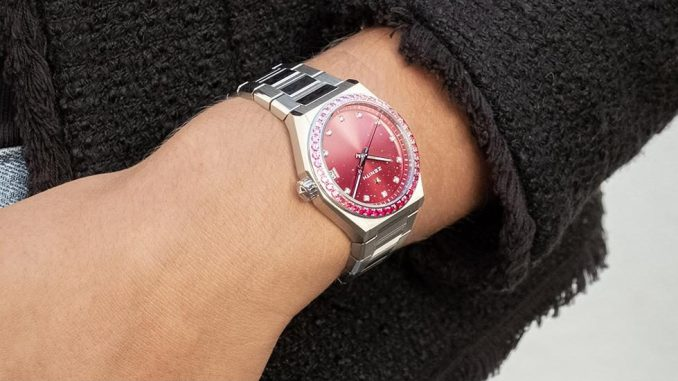 Zenith DEFY Midnight for Pink Ribbon
