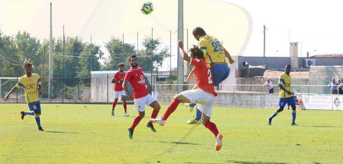Taça: Merelinense caiu na segunda ronda