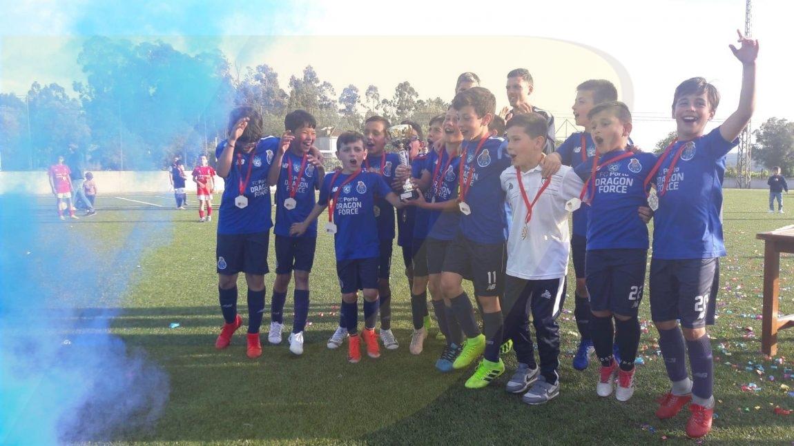 Dragon Force de Aveleda vence Vilarinho Cup