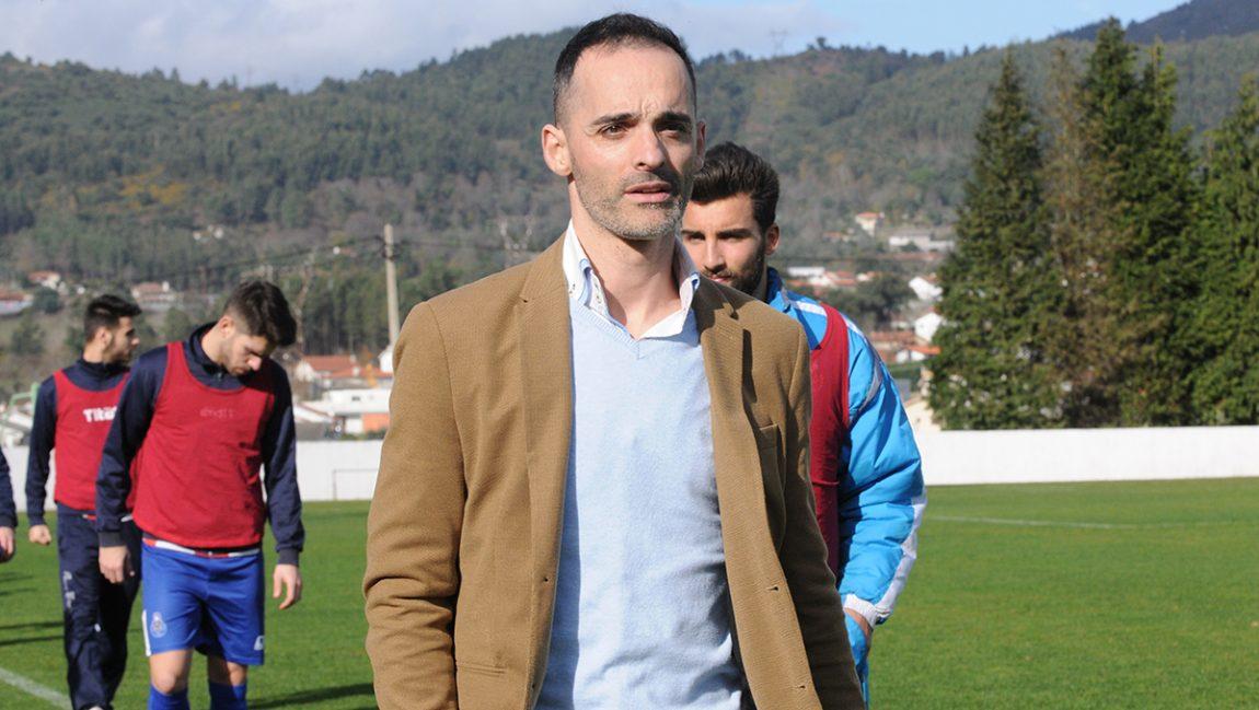 Pedro Reis de saída do FC Amares