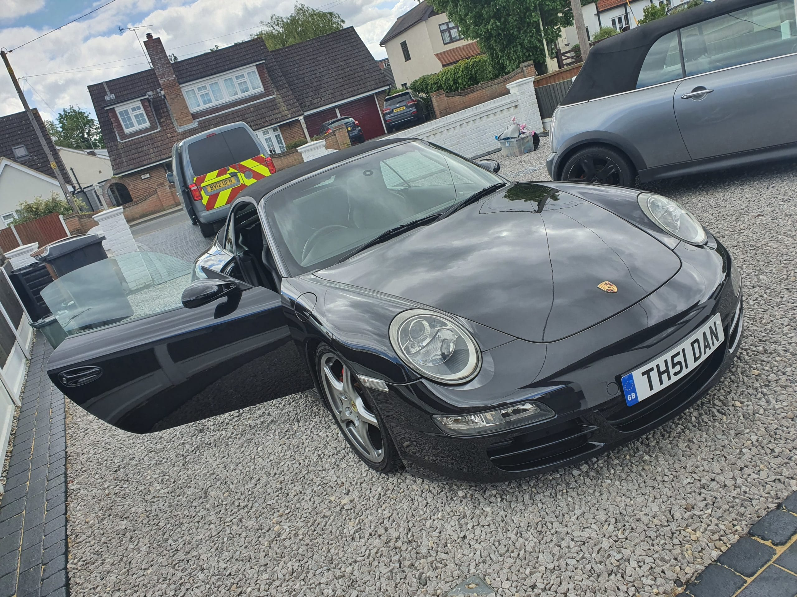 Porsche diagnostics in essex