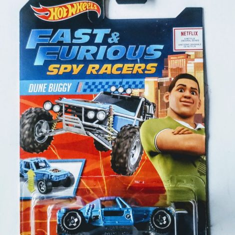 Hot Wheels 2021 Fast & Furious Spy Racers Dune Buggy GRT70