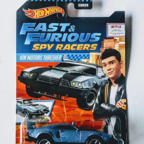 Hot Wheels 2021 Fast & Furious Spy Racers Ion Motors Thresher (Off Road) GRT69